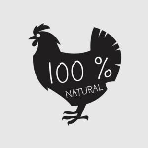 100 Percent Natural Chicken