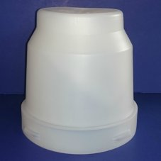 1 Gallon Nesting Plastic Jar