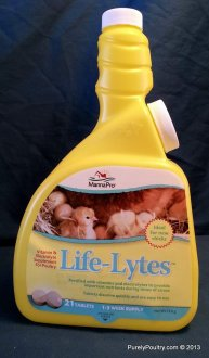 Life Lytes Vitamin Supplement
