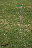 "Quick Ground Rod 36"" x 1/2"" Galvanized"