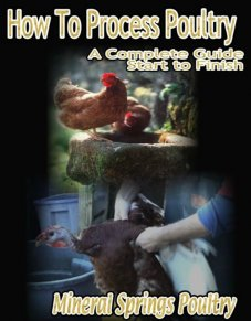 How to Process Poultry DVD by Mineral Springs