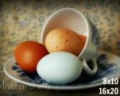 A Breakfast Tea Fine Art Print