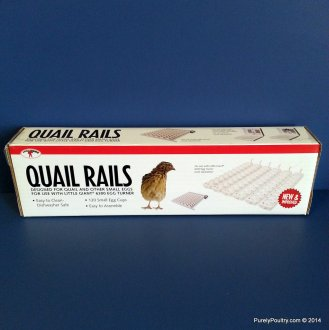 Little Giant Quail Rails