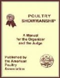 Poultry Showmanship Manual for Organizers and Judges