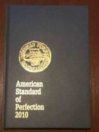 2010 American Poultry Association Standard of Perfection