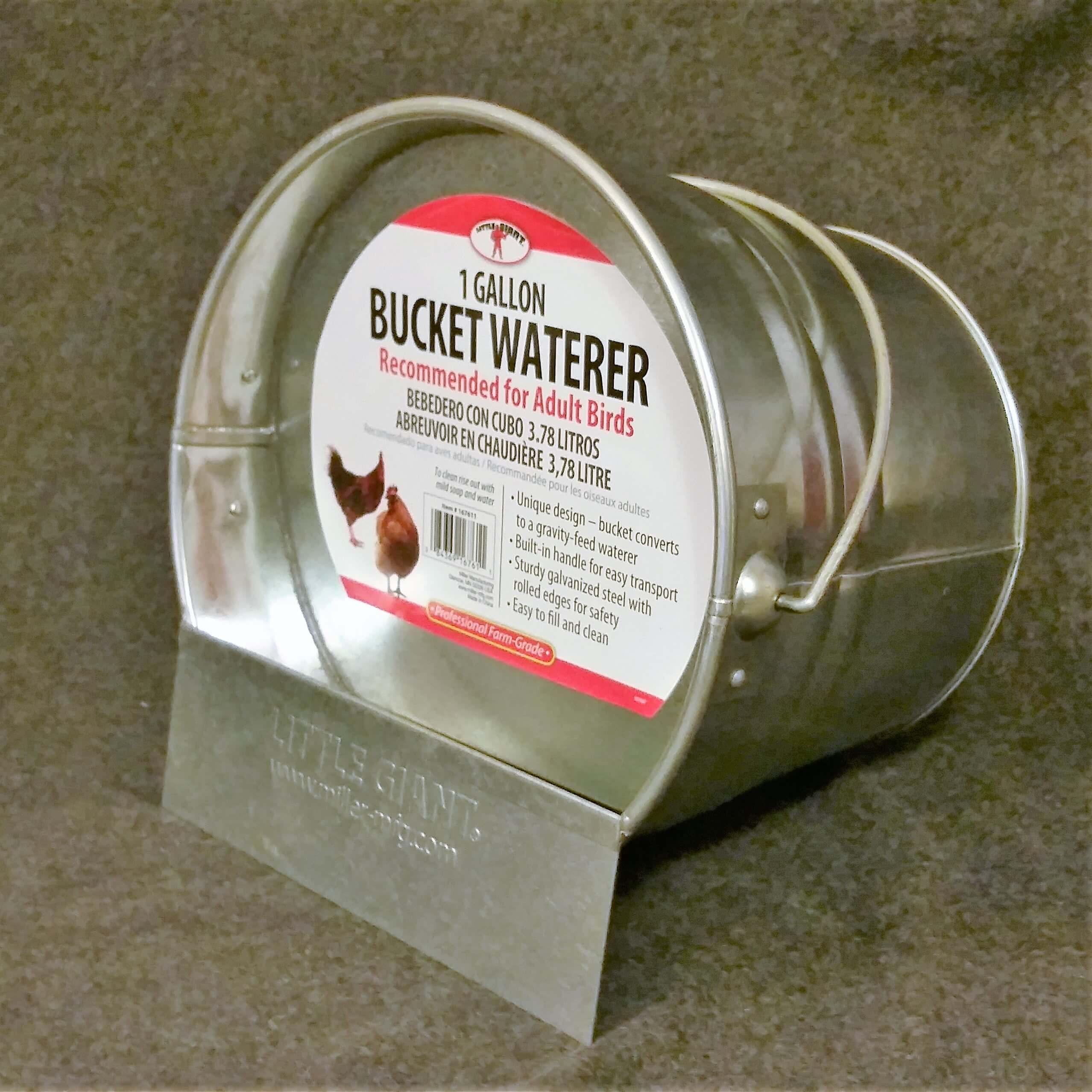 video simple watering for feeder effective systems water rabbit waterer small livestock at and gravity