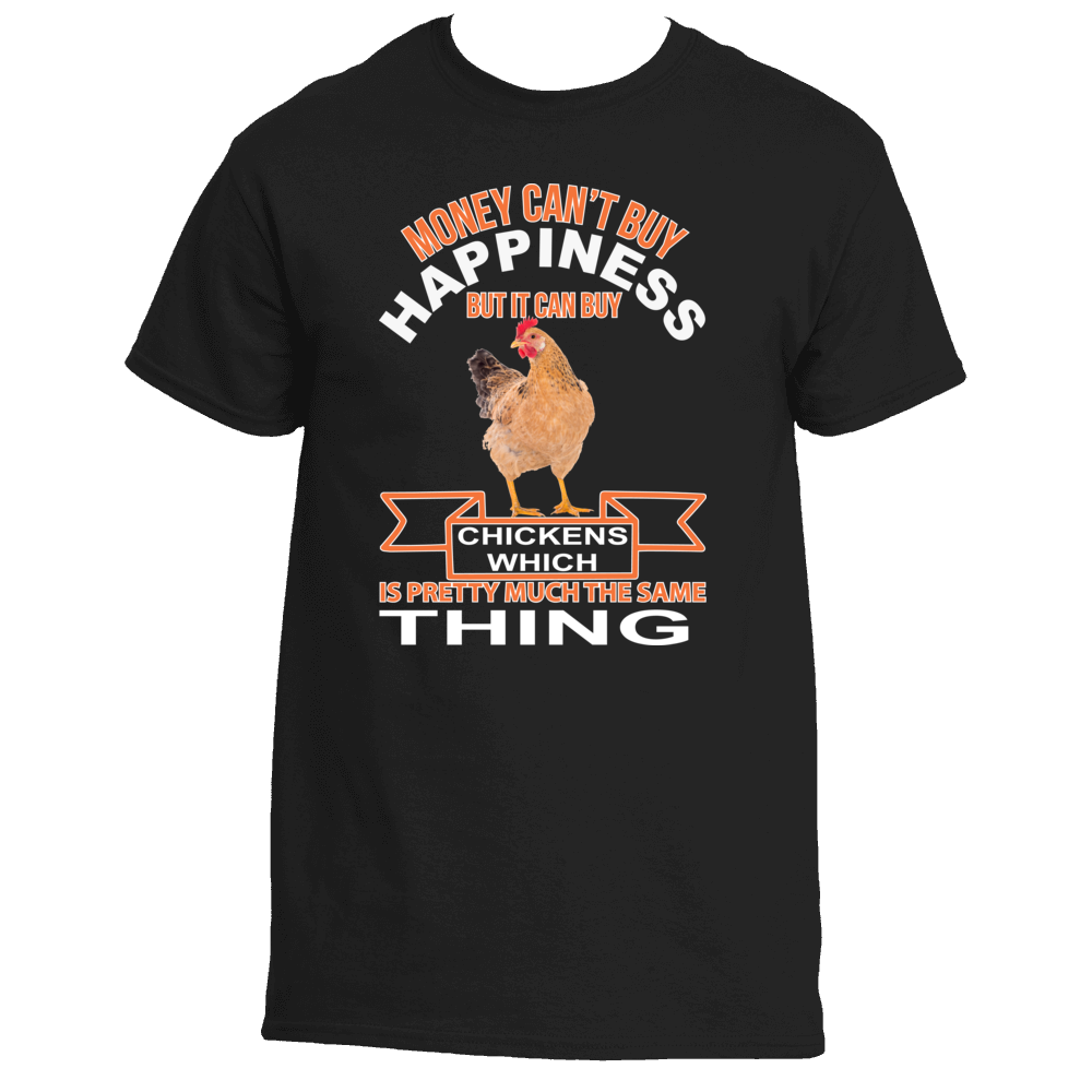 Money Can't Buy Happiness Tee
