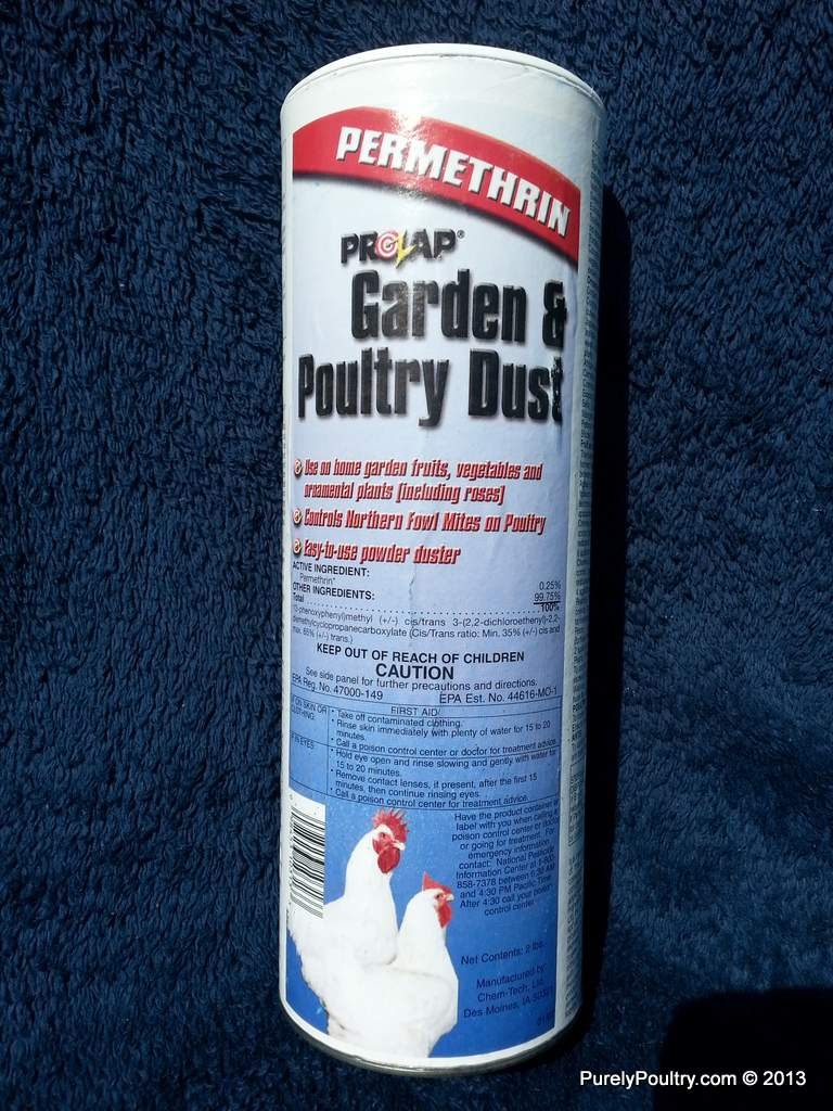Prozap Poultry Dust Purely Poultry
