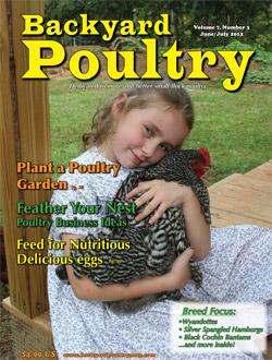 backyard poultry magazine subscription