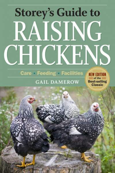 Backyard Chickens Book :  Supplies  Books  Chicken Books  Storeys Guide to Raising Chickens