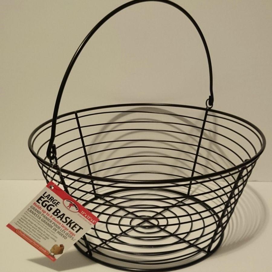 Egg Harvesting Basket