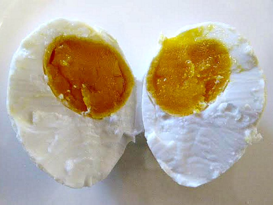 Salted Eggs